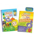 Lets Learn Quran with Zaky & Friends (DVD)